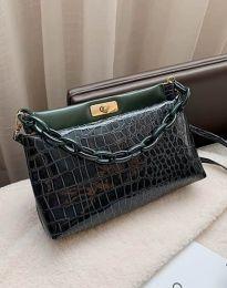 Дамска чанта в тъмнозелено - код B335
