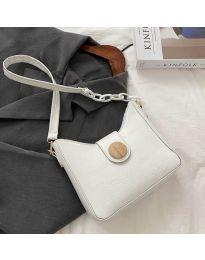 Дамска чанта в бяло - код B88