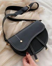 Дамска чанта в черно - код B399