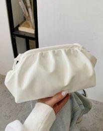 Дамска чанта в бяло - код B393