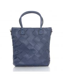 Дамска чанта в тъмно синьо - код LS594