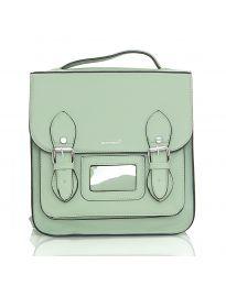 Дамска чанта в цвят мента - код SP9027