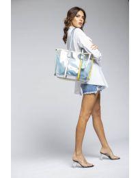 Дамска чанта в синьо - код LS542