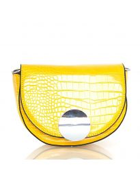 Дамска чанта в жълто - код DM-13