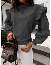 Дамска блуза в черно - код 6613