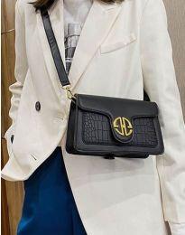 Дамска чанта в черно - код B424