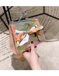 Дамска чанта с атрактивен дизайн - код B62 - 4