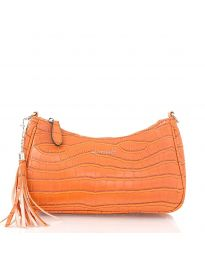 Дамска чанта в оранжево - код JW6489