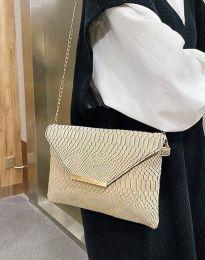 Дамска чанта с ефектен десен - код B351 - 2