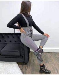 Панталон - код 795 - сиво