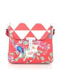 Дамска чанта в червено - код HS - 5136