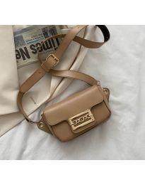 Дамска чанта в кафяво - код B507
