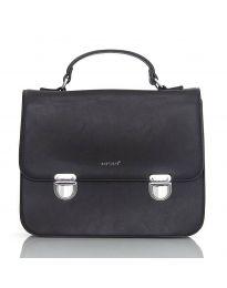 Черна дамска чанта  - LS567