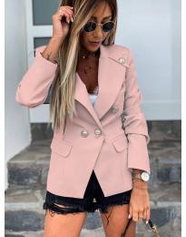 Сако с копчета в розово - код 2911