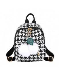 Дамска чанта в черно - код B69