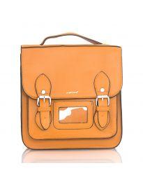 Дамска чанта в кафяво - код SP9027