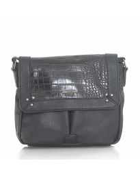 Дамска чанта в черно - код  Y81914-1