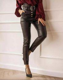 Дамски панталон в черно - код 2782