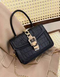 Дамска чанта в черно - код B441