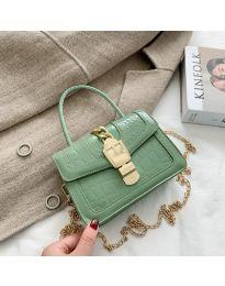 Дамска чанта в зелено - код  B118