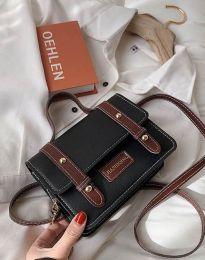 Дамска чанта в черно - код B429