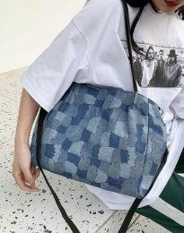 Дамска чанта в тъмносиньо - код B440