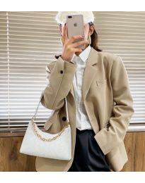 Дамска чанта в бяло - код B162