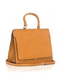 Дамска чанта в кафяво - код NH2818