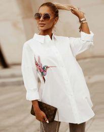 Ефектна дамска риза - код 0472 - 5