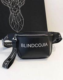 Дамска чанта в черно - код B291