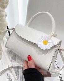 Дамска чанта в бяло - код B435