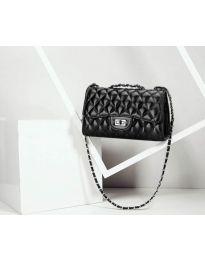 Дамска чанта в черно - код B2-8808