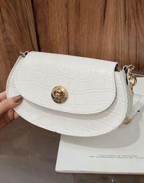 Дамска чанта в бяло - код B423