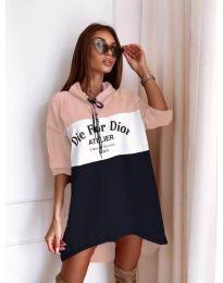 Дамска спортна рокля - код 9090-5