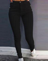 Дамски панталон в черно - код 0257