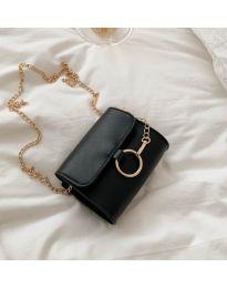 Дамска чанта в черно - код B45