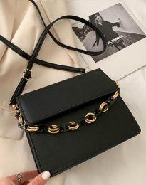 Дамска чанта в черно - код B337
