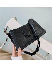 Елегантна дамска чанта в черно - код B150