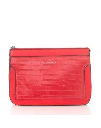 Дамска чанта в червено - код NH2850