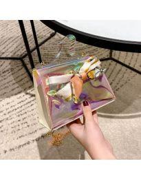 Дамска чанта с атрактивен дизайн - код B62 - 6