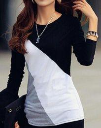 Атрактивна дамска блуза - код 9304