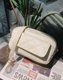 Дамска чанта в бяло - код B331