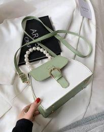 Дамска чанта в цвят мента - код B439