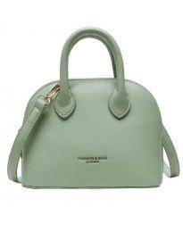 Дамска чанта в цвят мента - код B66