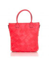 Дамска чанта в червено - код LS594