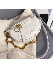 Дамска чанта в бяло - код B139