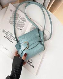 Елегантна дамска чанта в синьо - код B500