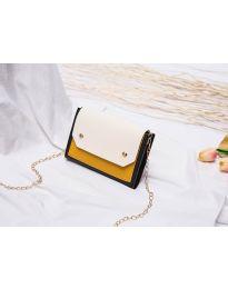 Дамска чанта с атрактивен дизайн - код B99 - 4