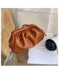Дамска чанта в оранжево - код B13