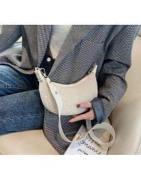 Дамска чанта в бяло - код B156